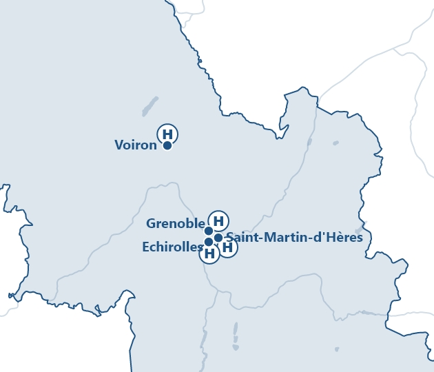 Isère -- 3C IDH-GHM Grenoble