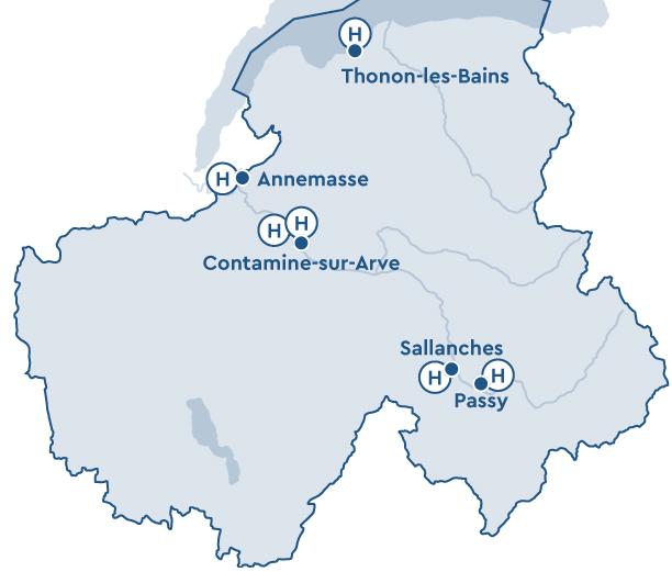 Haute-Savoie Nord -- 3C Haute-Savoie Nord