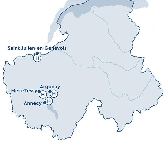 Haute-Savoie Sud -- 3C Haute-Savoie Sud